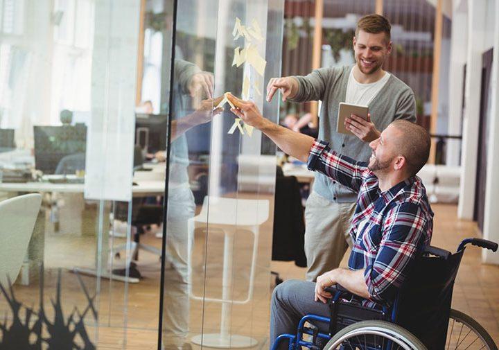 Агенцията за хората с увреждания /АХУ/ обявява конкурс за финансиране на проекти на тема: Започване и развитие на самостоятелна стопанска дейност от лица с трайно намалена работоспособност/вид и степен на увреждане.