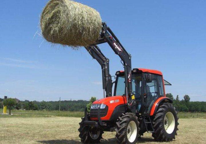 Модерна техника – гаранция за ефективен агробизнес в основата на една европейска животновъдна ферма